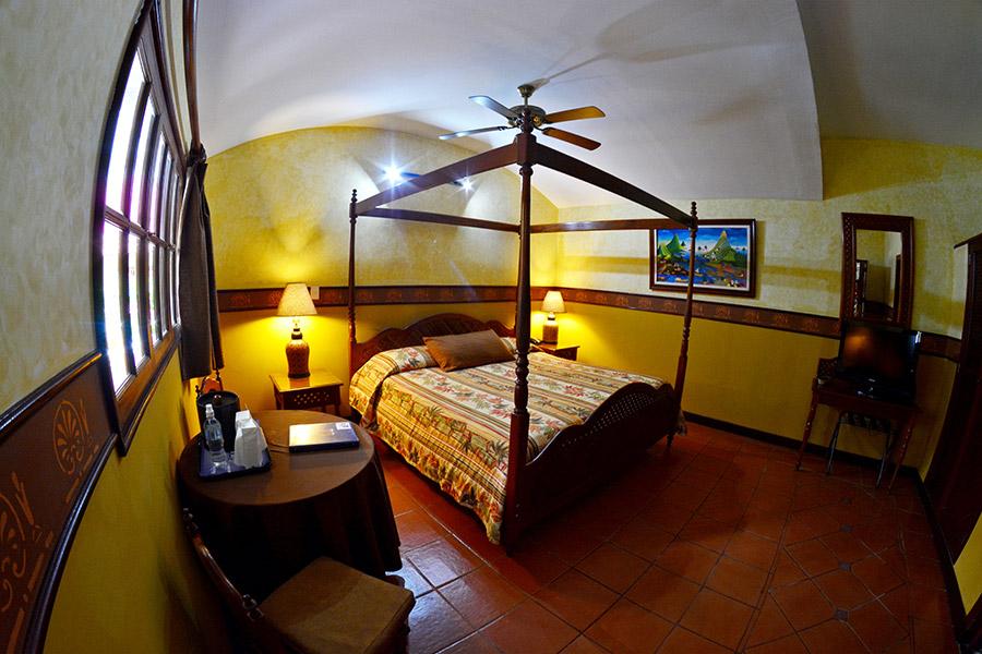 Single Room Hotel Colonial Granada